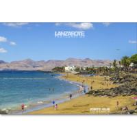 Playas de Lanzarote - Playa Grande
