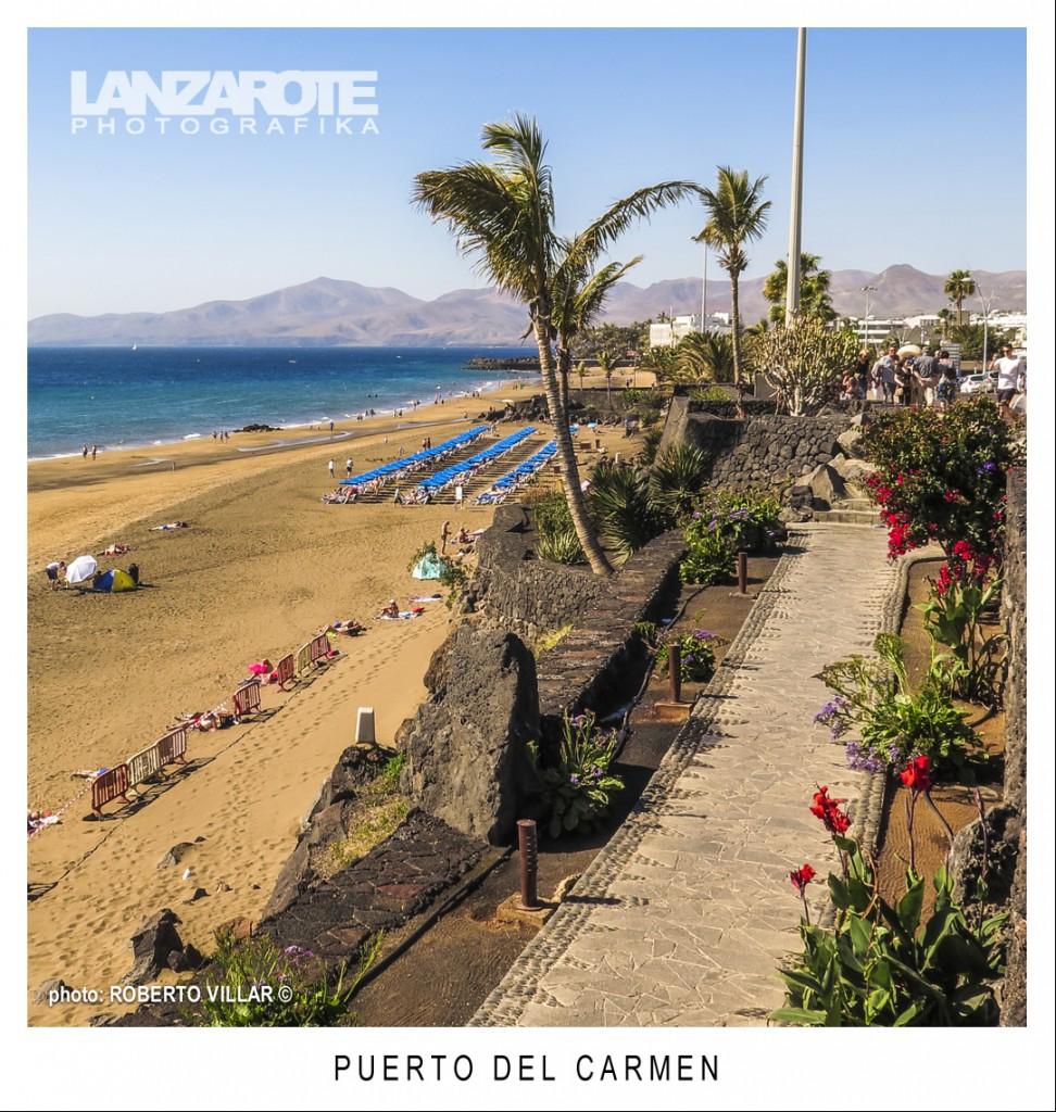 Paseo Puerto del Carmen