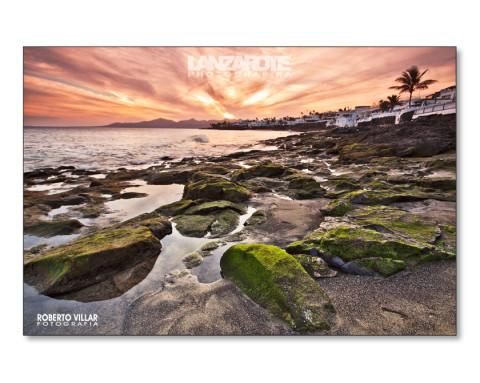 Sunset en Puerto del Carmen