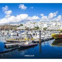 """""""Marina"""" Puerto del Carmen, Lanzarote"""